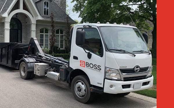 Boss Disposal & Demolition